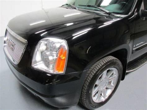 find   gmc yukon denali awd black rear entertainment  passenger bose audio  omaha