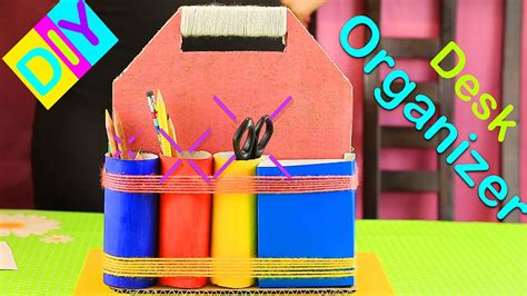 toilet paper roll desk organizer how to toilet paper roll organizer diy desk