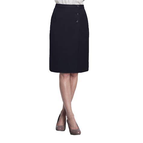 s wrap skirt easywear executive apparel
