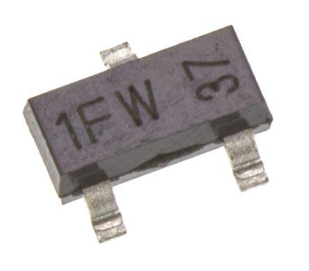 transistor npn hfe 200 bc847b bc847b transistor npn 100 ma 45 v hfe 200 100 mhz 3 ben sot 23 to 236ab nexperia