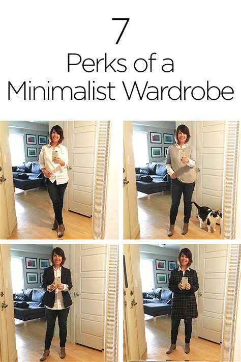 How To Change Your Wardrobe by 7 Perks Of A Minimalist Wardrobe Minimalist Fashion May