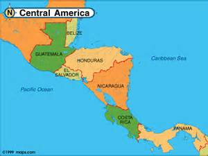 costa rica on map of south america destination maps south american vacations