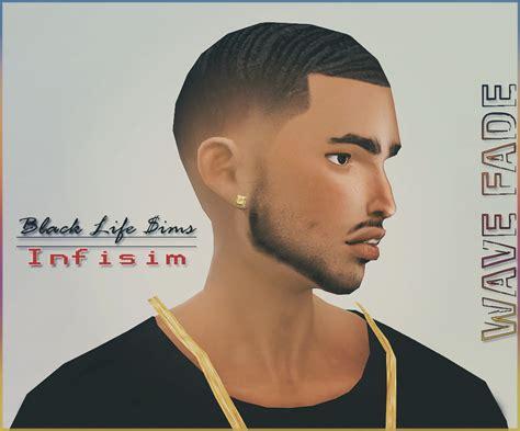 Sims 4 Blvcklifesimz Hair   tumblr sims 3 downloads male hairs pinterest sims