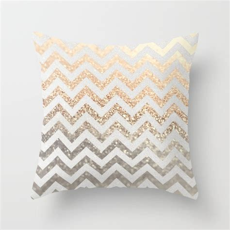 gold and silver pillows gold silver throw pillow by monika from society6 all i