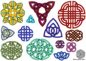 Title flash celtic knots 1 artist sidney eileen medium pen and