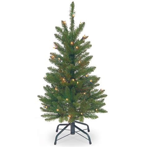 national tree company kingswood fir wrapped pencil tree