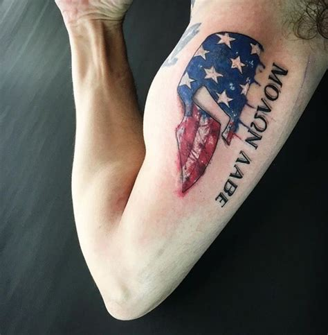molon labe tattoo molon labe american second amendment come and take them