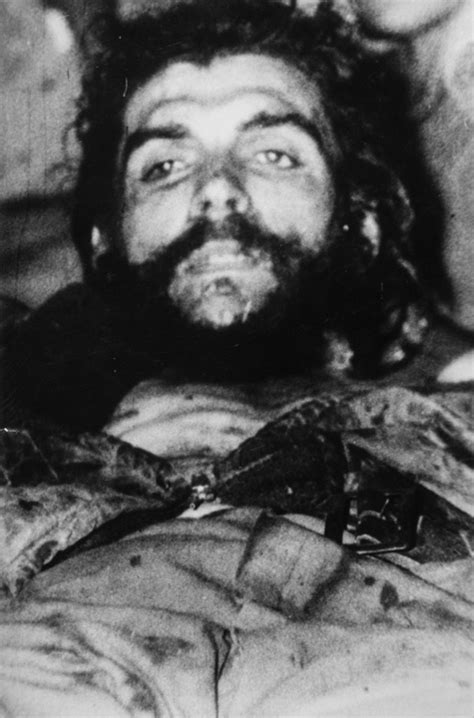 le k che new pictures of dead che guevara che lives