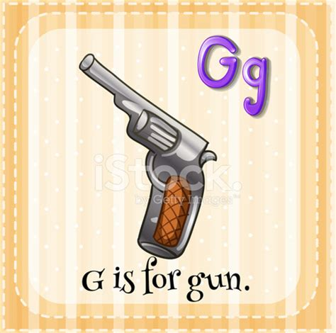 Letter Guns Letter G For Gun Stock Photos Freeimages