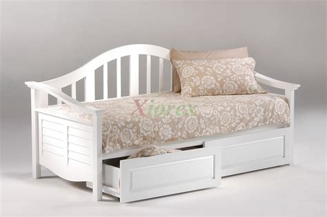 white day bed seagull daybed twin size white day bed with trundle bed