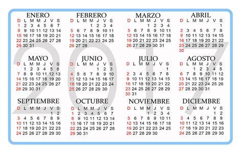 Calendario Juliano 2017 Calendario Juliano A 241 O 2017 Blank Calendar Design 2017