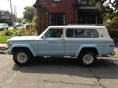 jeep cherokee chief blue 95 best images about cherokee chief on pinterest palo