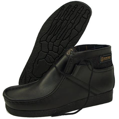 boots with pockets nicholas deakins wright black denim boots with pocket