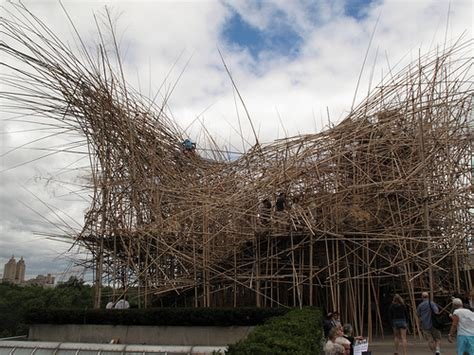 Gorden Bambu Nyc Met Roof Garden Of Cleared For Takeoff The