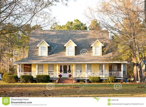 Brick Home Floor Plans yellow victorian style home stock photo image 23635188