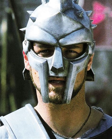 Gladiator Film Helmet | 1000 images about russell crowe on pinterest crows
