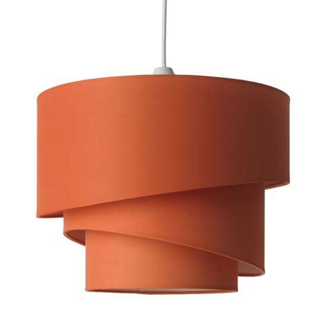 burnt orange l shades solid orange l shade carousel designs lights and ls