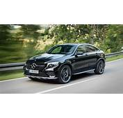 2017 Mercedes AMG GLC43 Coupe Pictures Photos Wallpapers