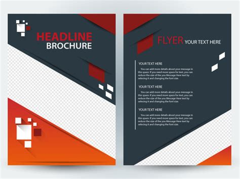 flyer background template free vector download 49 626