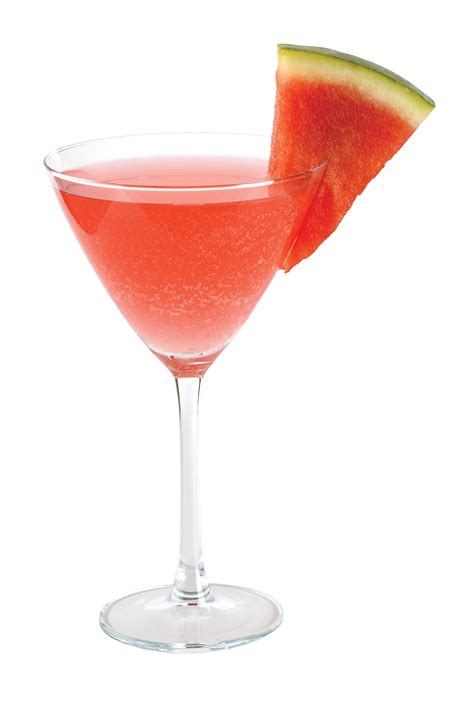 Watermelon Martinis Recipe Dishmaps