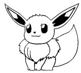 eevee coloring pages coloring pages eevee drawings