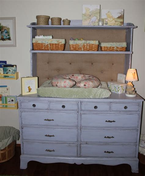 Winnie The Pooh Changing Table To Redo The Dresser David Kason Pinterest