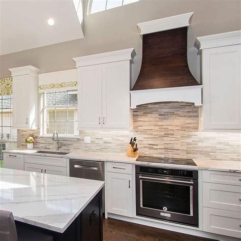 white kitchen backsplash tiles modern white gray subway marble backsplash tile