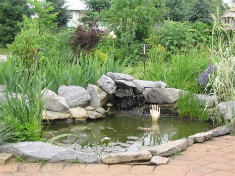 backyard waterfalls for sale prefab pond jpg images frompo