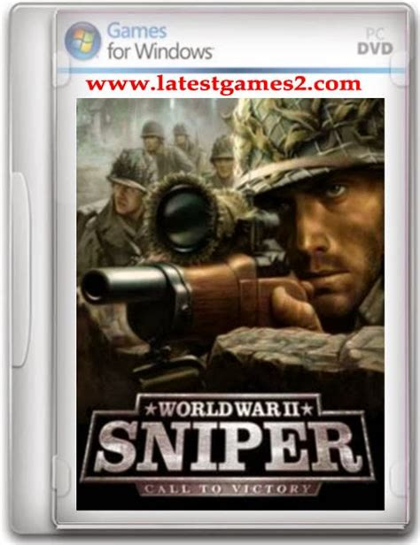 sniper games full version free download download free world war 2 sniper call to victory full