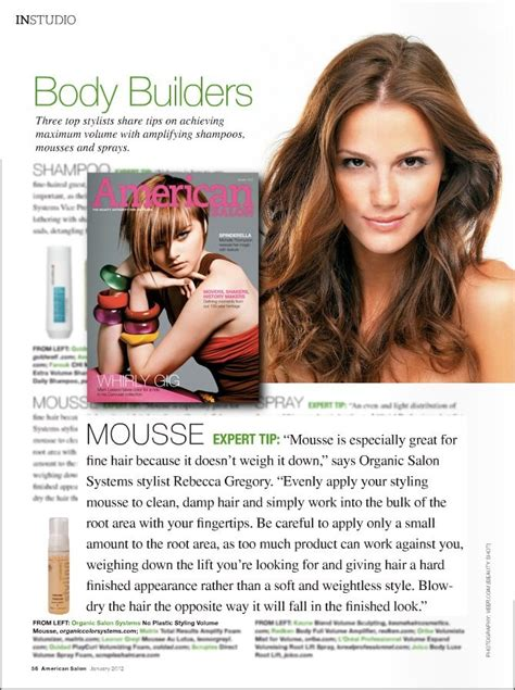 organic color systems mousse organic color systems mousse 17 best images about