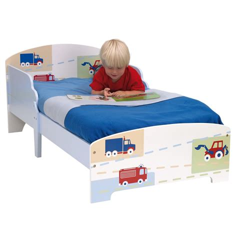 character beds character junior toddler bed mattress new all designs ebay