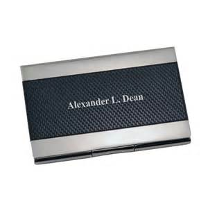 pocket business card holder pocket business card holder in black and silver