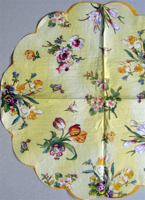 Napkin Decoupage 41 decoupage paper napkins flowers scrapbooking supplies tulip decoupage supplies flower