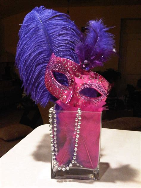 masquerade themed decorations best 25 masquerade centerpieces ideas on