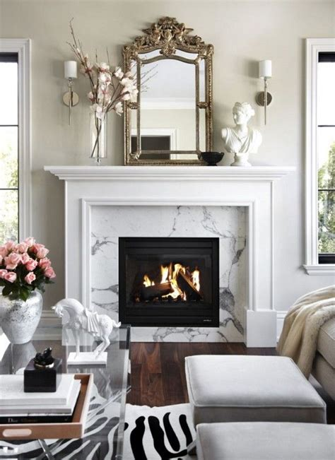 how to decorate area around fireplace furnish burnish