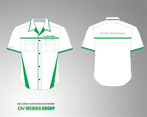 desain baju dinas karyawati sribu desain seragam kantor baju kaos desain baju dinas