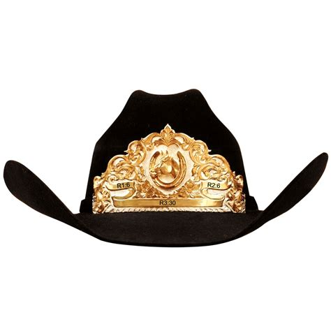 tiara boat hat mf crn1a custom order rodeo crown tiara