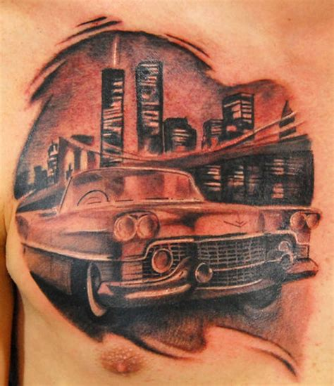 car tattoos the ten best and ten worst car tattoos top 10 car