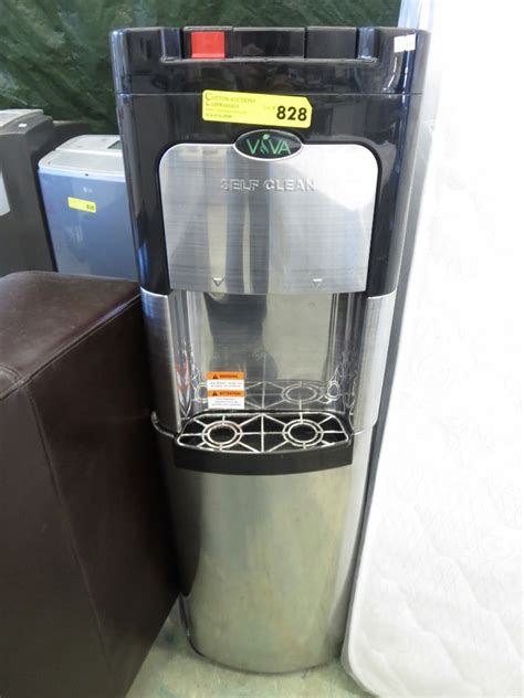 Dispenser Sharp Self Cleaning viva self cleaning water dispenser