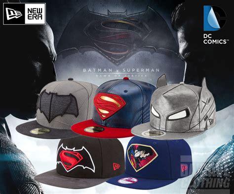 Topi Trucker Batman V Superman Fashionpriawanita dc comics x new era quot batman vs superman quot official cap collection da cave store singapore