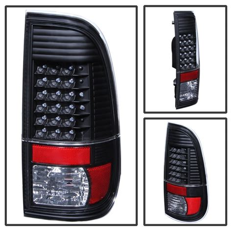 2008 f250 tail lights xtune 2008 2016 ford f250 tail lights