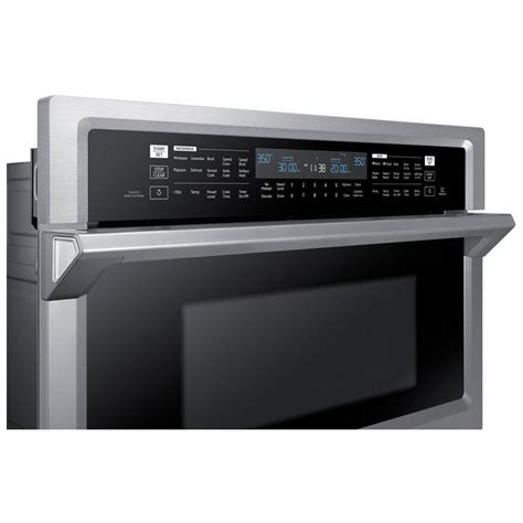 Samsung Microwave Oven nq70m6650ds samsung appliances 30 quot combination microwave