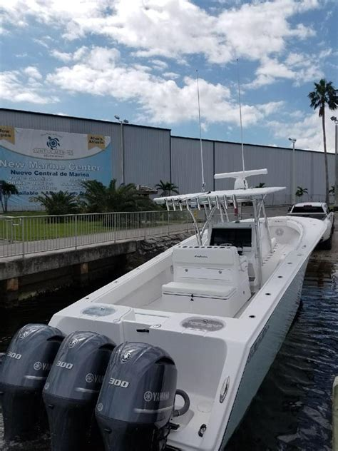 seahunter boats test and tune day for the newest - Seahunter Boat Test