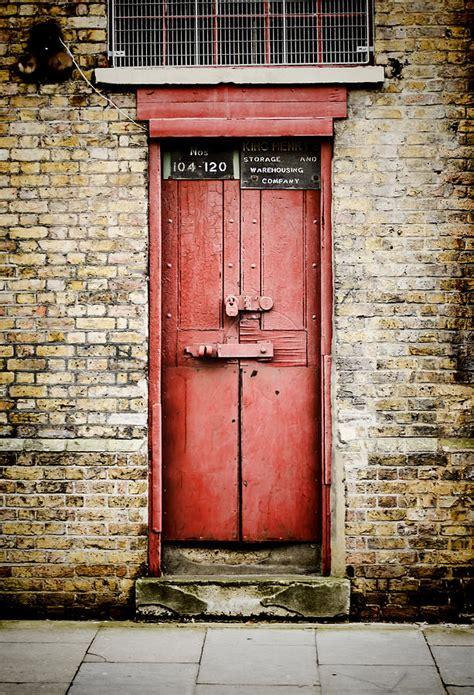 Barn Door Wall Art Old Red Door Photograph By Heather Applegate