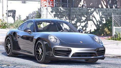 porsche car 2016 2016 porsche 911 turbo s add on replace auto spoiler