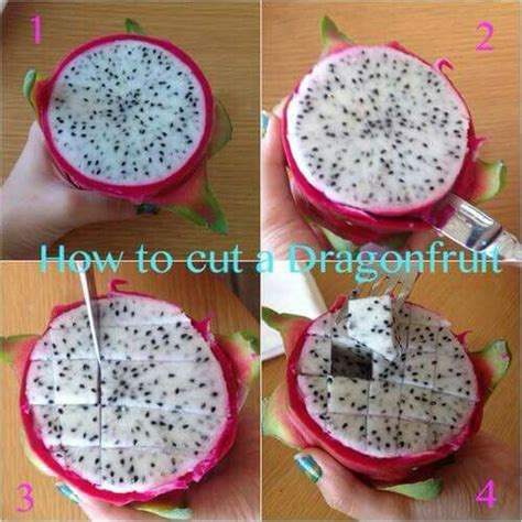 how to cut dragon fruit how to cut a fruit healthy diet food