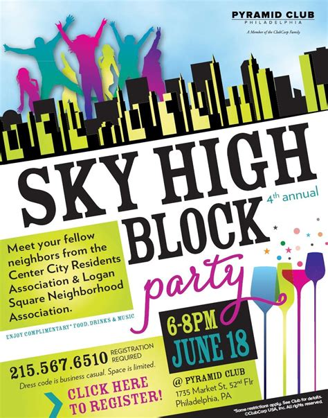 1 e 52nd 4th floor 4th annual sky high block lsna tickets in