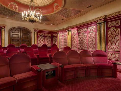 gilded age home theater dallas texas pic