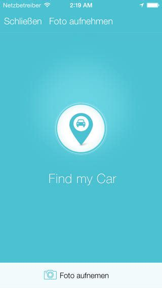App Auto Wiederfinden by Find My Car Das Eigene Auto Mit Dem Iphone Wiederfinden