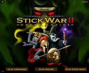 Stick War 2 Hacked (Cheats)   Hacked Free Games
